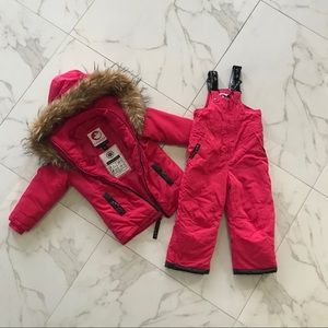Other - Canada weather gear winter coat and snow pant